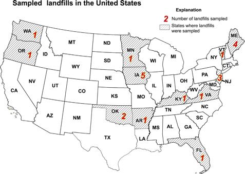 Landfill Leachate Treatment | Geoengineer org