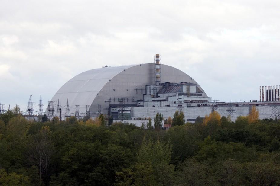 Chernobyl's New Safe Confinement Facility (Porter, 2021)